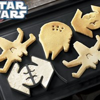 Star Wars™ Vehicles Pancake Molds