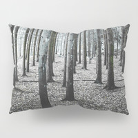 Coma forest Pillow Sham by happymelvin