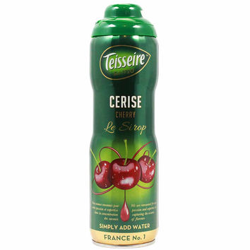 Teisseire French Cherry Syrup 20 oz