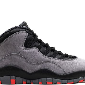 "[Free Shipping ]Air Jordan Retro 10 ""Cool Grey"" - 310805 023 Basketball Sneaker"