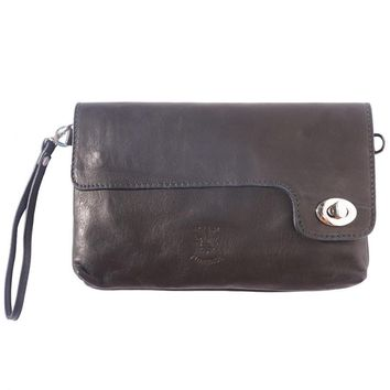 """Soft Leather Clutch """"Favorite"""""""