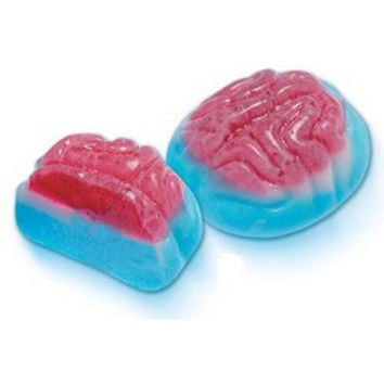 Gummy Brains Bulk 1/2 lb