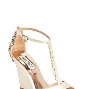 Badgley Mischka 'Camryn' Wedge Pump (Women) | Nordstrom