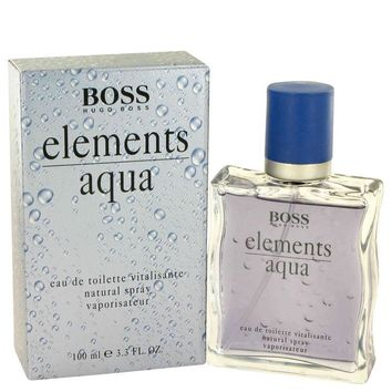 AQUA ELEMENTS by Hugo Boss Eau De Toilette Spray 3.4 oz