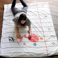 Color Me Creative Bedding Duvet Cover