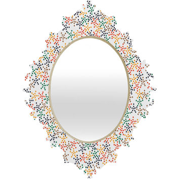 Vy La Youre A Star Baroque Mirror