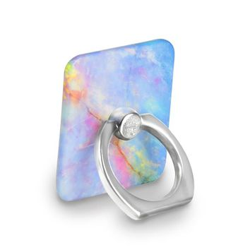 Blue Opal Phone Ring
