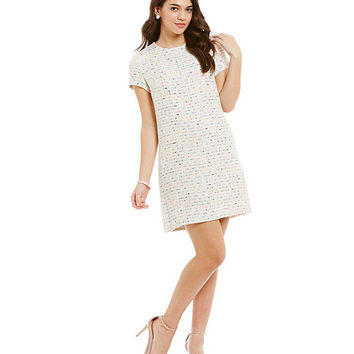 Cece By Cynthia Steffe Tweed Dress | Dillards