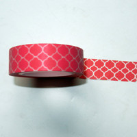 Pink Indonesian Washi Tape