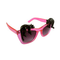 Idle Panther Pink Sunglasses