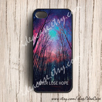 iPhone 5 Case  Never Lose Hope Space iphone case  by IdeaCase