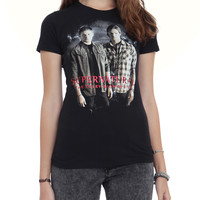 Supernatural Dean & Sam Girls T-Shirt