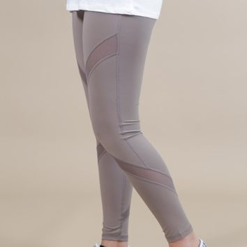 Stevie Legging, Mocha