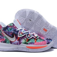 Nike Kyrie 5 Pink Colorful