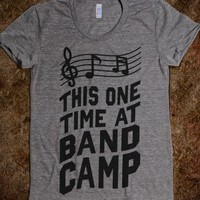 This One Time at Band Camp (Juniors)