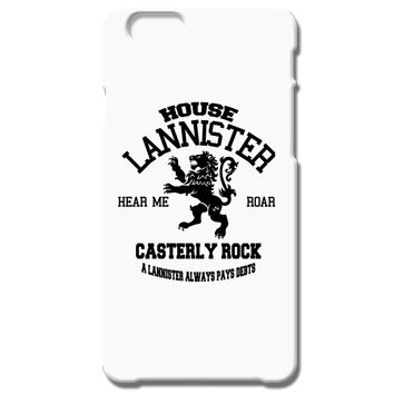 House Lannister IPhone 66S Plus Case