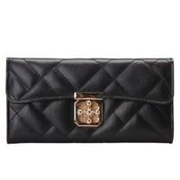 Mavees Leather Purses For Women Trendy Wallet Clutches MA429058-99