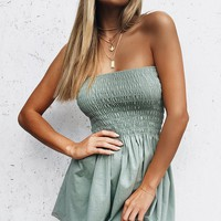 Jayde Dress Mint