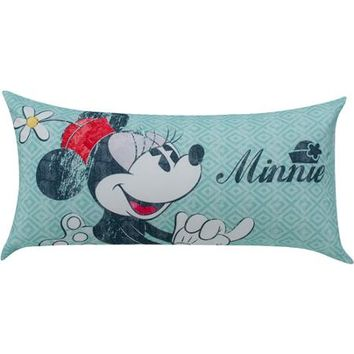 Disney Minnie Mouse Body Pillow - Walmart.com