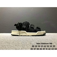 New Balance Trending Women Men Stylish Summer Casual Sandals Sneakers High Quality I-XYXY-FTQ