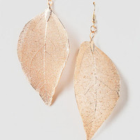 Maryland Leaf Earrings