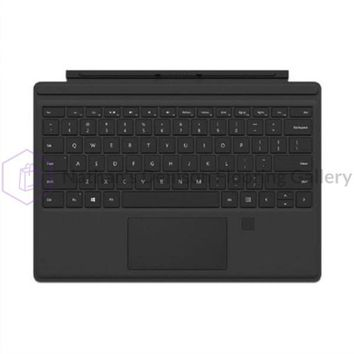 Microsoft Surface Pro Keyboard Cover Case Fingerprint Signature Type Black RH9-00001