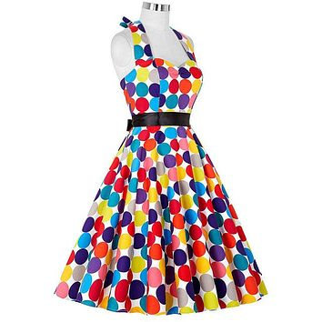 Colorful Balloons Dress
