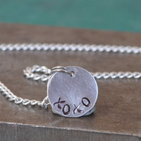 XOXO Personalized Love Necklace