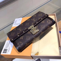 Louis Vuitton Vivienne LV Monogram Wallet