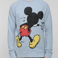 Junk Food Weeping Mickey Pullover Sweatshirt - Urban Outfitters