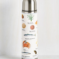 Put the Gears in Ocean Travel Bottle
