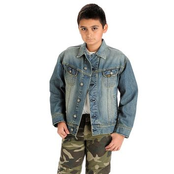 Lee Denim Jacket - Boys 8-20, Size: