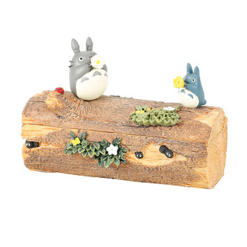 Studio Ghibli My Neighbor Totoro Floral Accessory Box