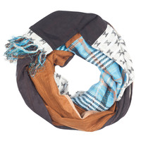 Les Nouvelles + Ace & Jig Exclusive Five Year Anniversary Circle Scarf
