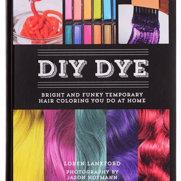 DIY Hair Dye How-To Book