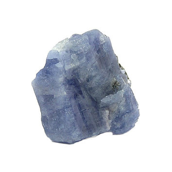 Tanzanite Blue Zoisite Raw Gemstone Crystal Geo Mineral Specimen, Geology Earth Science Treasure, Crystalline African Gem, Rockhound's Jewel