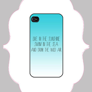 iPhone Case - Summer Ombre -iPhone 4/4s Case, iPhone 5 Case