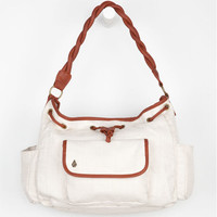 Volcom Get This Purse Cream One Size For Women 20235515101
