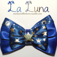 La Luna Hair Bow
