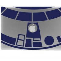 Star wars R2D2 vinyl laptop decal Macbook sticker Art