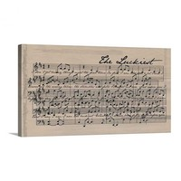Music sheet canvas Archives - Geezees