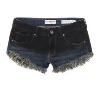Bullhead Fray Hem Black Ombre Shorts at PacSun.com
