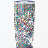 slant collections glitter tumbler