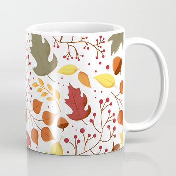 Fall Mix Coffee Mug by Creative Break