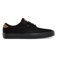 Vans Cork Chima Ferguson Pro Mens Shoes Black  In Sizes