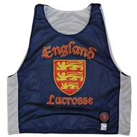 England Lacrosse Reversible Lax Pinnie
