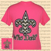 FDL Chevron (Short Sleeve) - $16.99 : Girlie Girl™ Originals - Great T-Shirts for Girlie Girls!