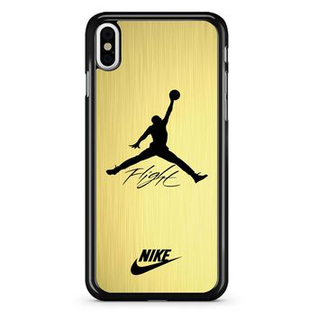 Jordan Just Do It iPhone X Case