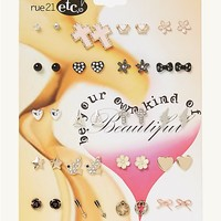 Crosses Earring 20-Pack | Earrings | rue21