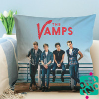 The Vamps Zippered Pillow Case, Cushion Case, Pillow case
